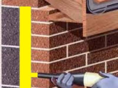 cavity wall spray foam insulation