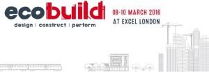 Ecobuild 2016 logo