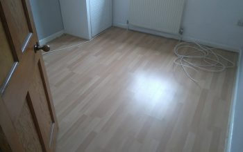 Old 6mm laminate floor