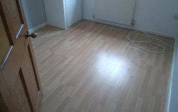 Old 6mm laminate floor