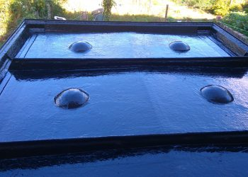 renovated conservatory roof