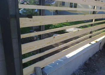 fence renovation