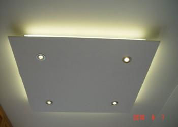 internal ceiling renovation - services