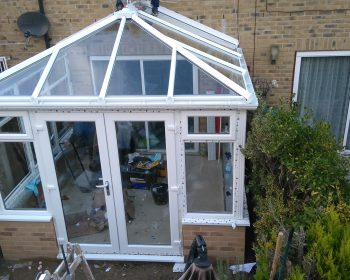 Conservatory - Exterior perspective